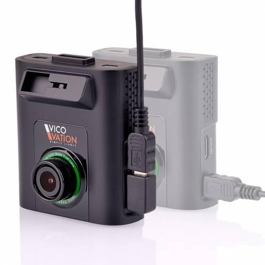 Winkel-Adapter für Vico Marcus GPS Modul
