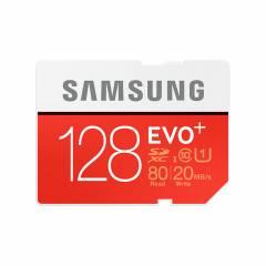 128GB Samsung EVO+ Plus - microSDXC Speicherkarte