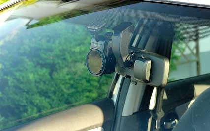 Einbauvorschlag mit GPS