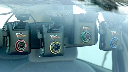 Vergleich aller Vico-Marcus Dashcams bei Tag und Nacht